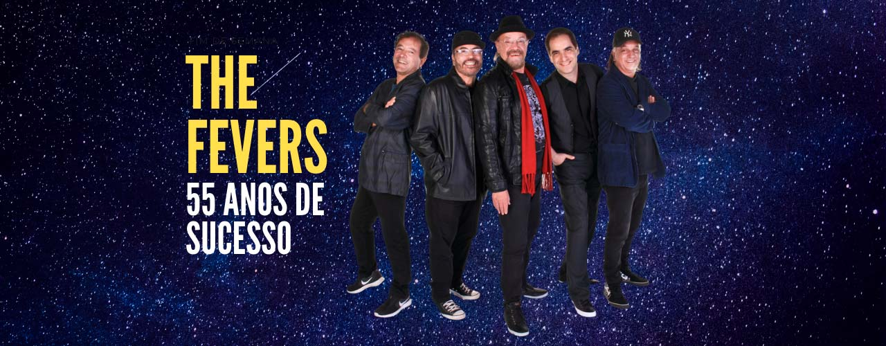 The Fevers 55 Anos